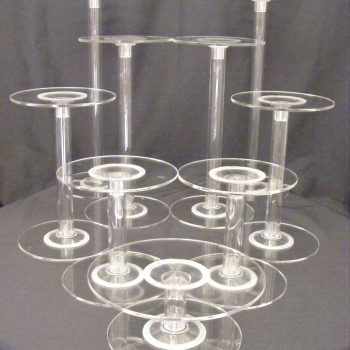 Barker Bakes 10 Tier Cake Stand