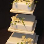 3075 wedding cakes with sugar flowers