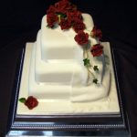 3084 wedding cakes with sugar flowers