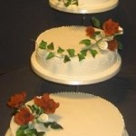3013 elegant wedding cakes