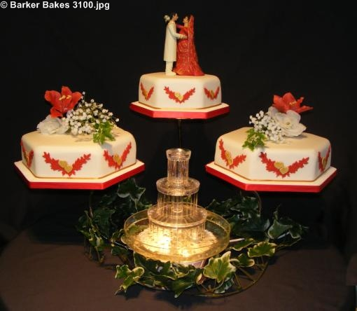 With Fountain Barker Bakes Ltd
