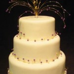 3143 wedding cakes with jewellery