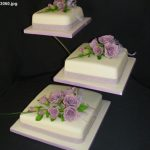 3060 wedding cakes with sugar flowers