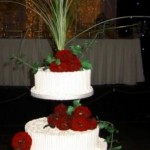3037 elegant wedding cakes