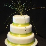 3148 wedding cakes with jewellery