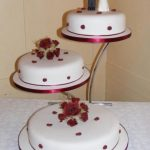 3050 wedding cakes with sugar flowers