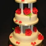 3117 elegant wedding cakes