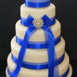 5002 - 5 Tier Wedding Cakes