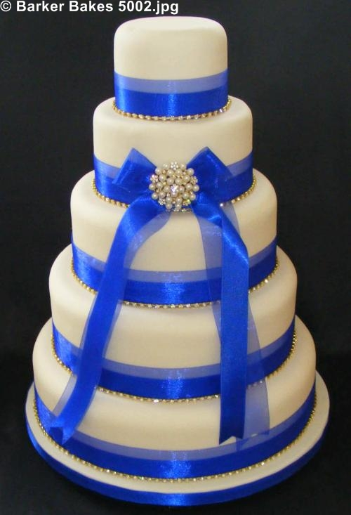 5 tier wedding cakes pictures 5 tier wedding cakes barker bakes ltd 10471