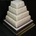 4026 modern wedding cakes, 4_tiers