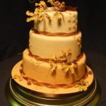3091 modern wedding cakes, 3_tiers