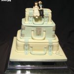 3049 - novelty wedding cakes