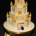 4068_castle wedding cakes