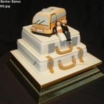 3062 - 3 tier wedding cakes