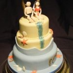 3078 - novelty wedding cakes