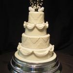 4061_wm 4 tier round wedding cakes