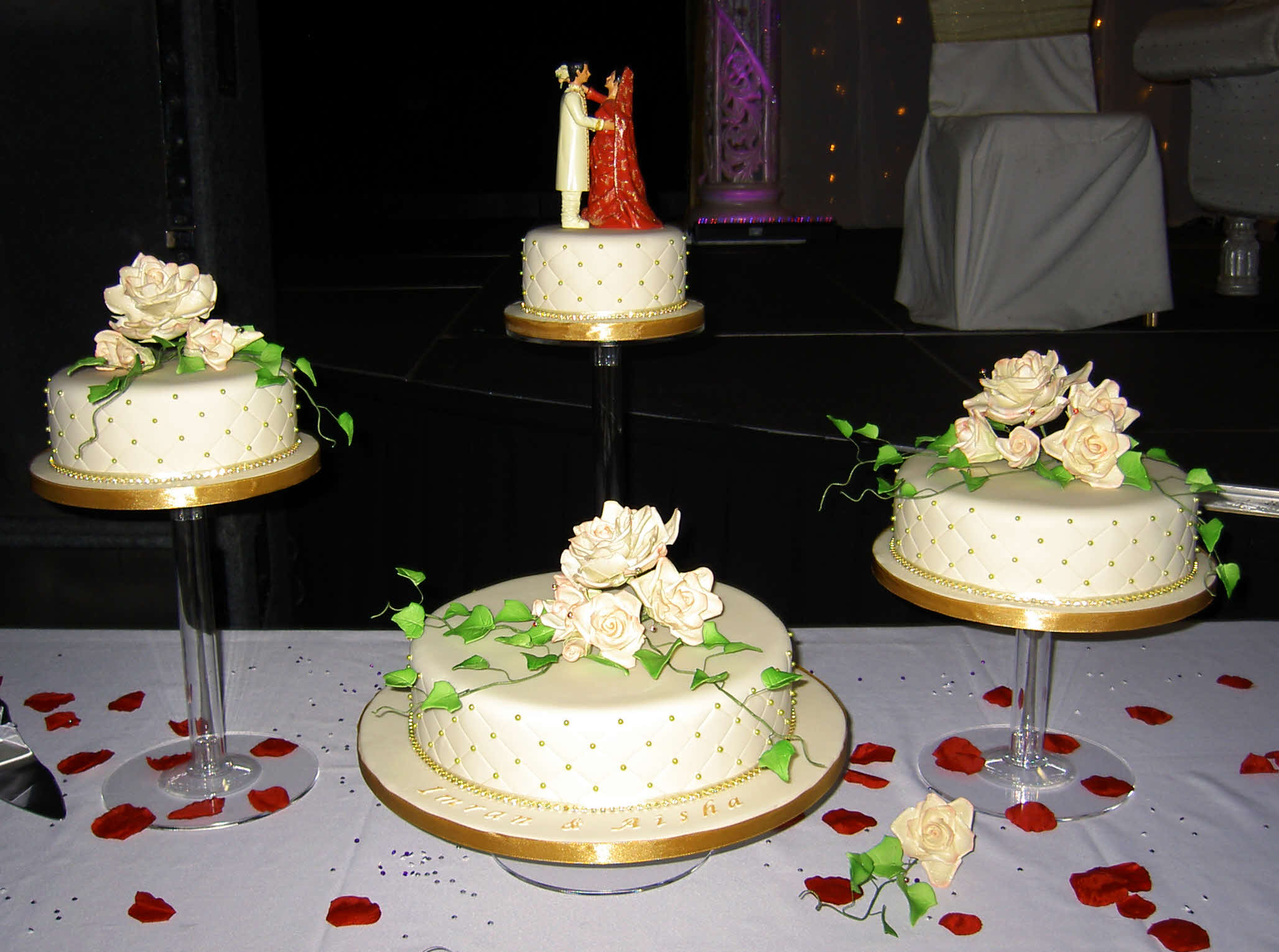 wedding cakes 4 tier round wedding cakes barker bakes ltd 23754
